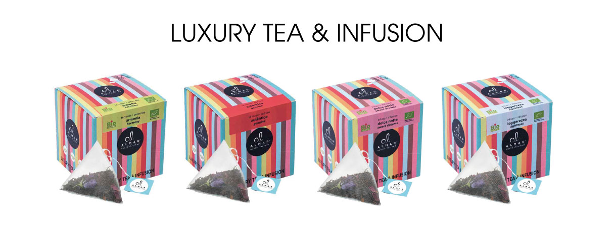 Luxury Tea & Infusion
