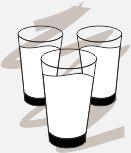 1 tazza